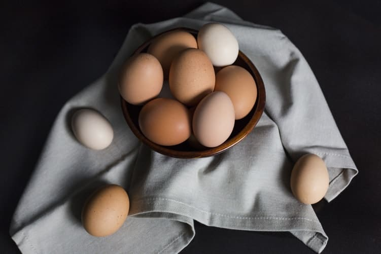 Coping With Calories In An Egg - The Vegetarian Idea For You